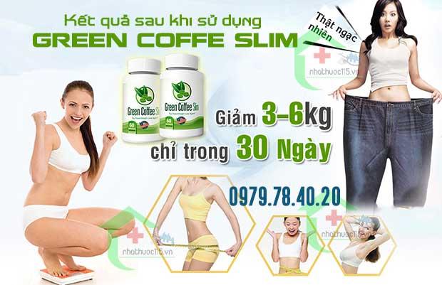 Green Coffee Slim và Slim Vita