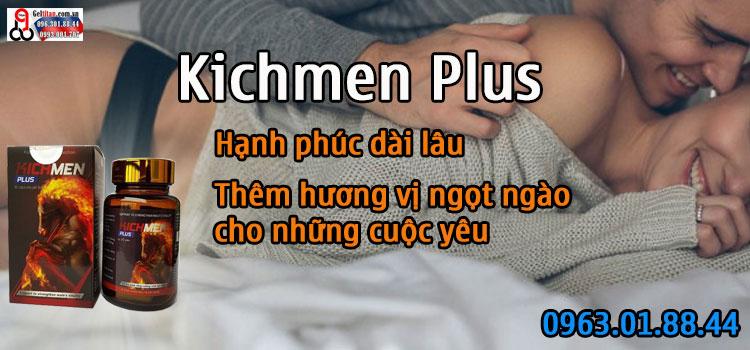 kichmen plus là thuốc gì